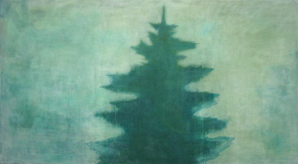 Trädet mitt i skogen